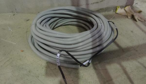 Скрытый монтаж кабеля ВВГ