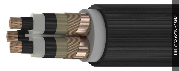Силовой кабель ПвПуг