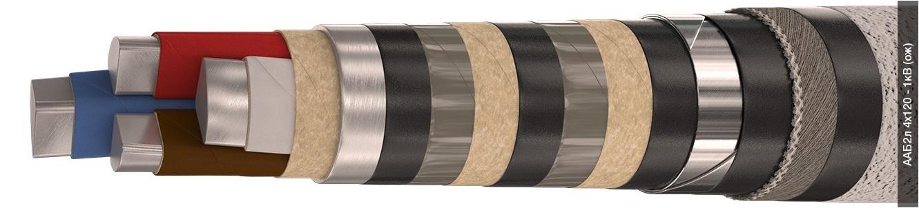 Конструктивные особенности силовых кабелей с бумажной изоляцией в алюминиевой оболочке