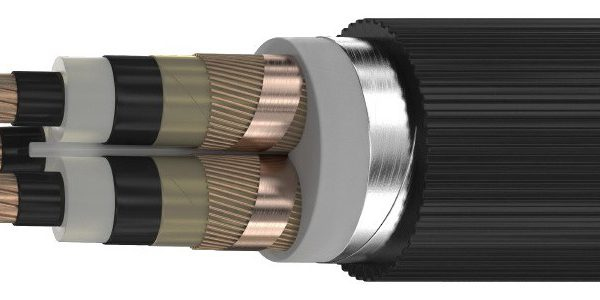 Бронированные кабели с изоляцией из сшитого полиэтилена для сетей в 10кВ