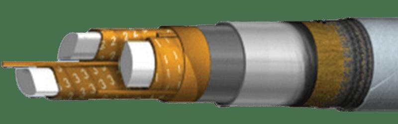 Силовой кабель АСБг 3х95