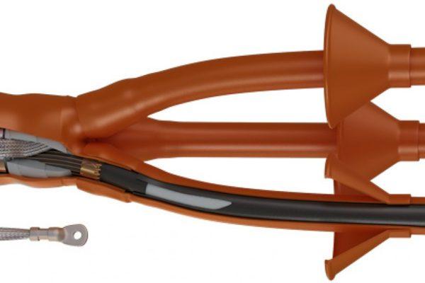 Муфты концевые для кабелей на напряжение 20 кВ
