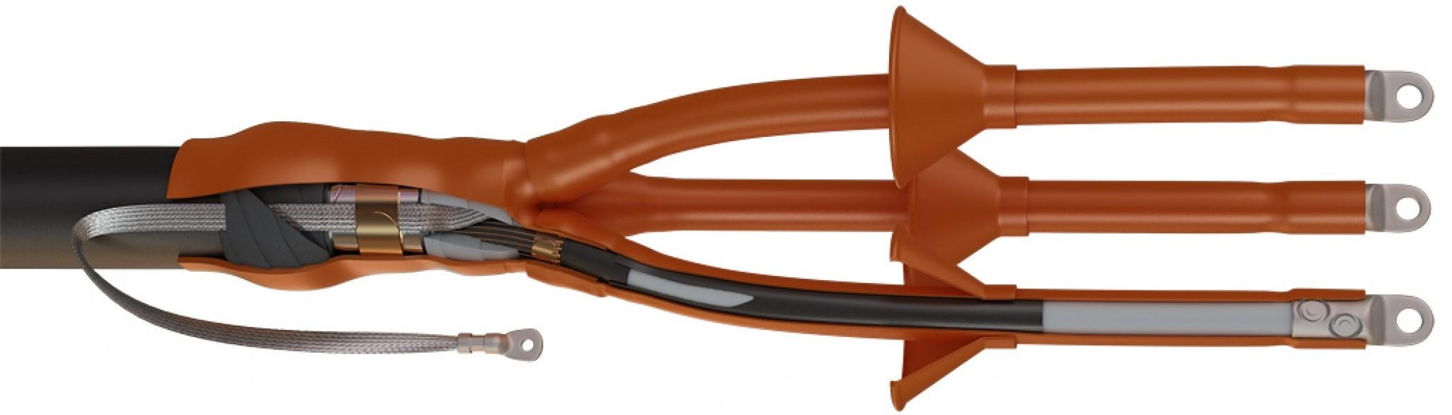 Концевая кабельная муфта на 20 кВ