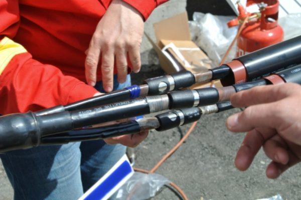 Муфты соединительные для кабелей на напряжение 20-35кВ