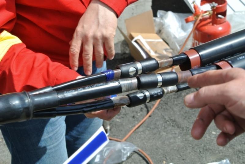 Муфта соединительная для кабелей