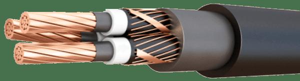 Силовой кабель ПвПуг 3х35/16
