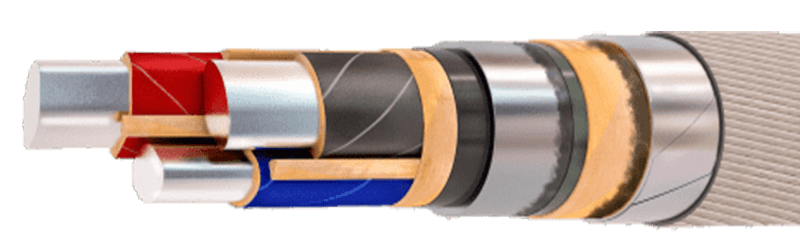 Силовой кабель ААБ2л 3х120